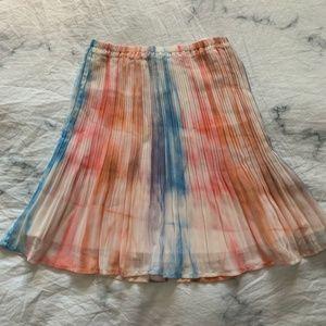 Gentle Fawn Pastel Tie Dye Skirt